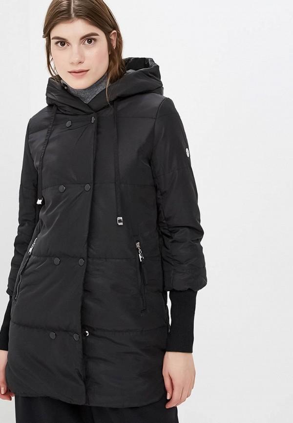 женская куртка tom farr, черная