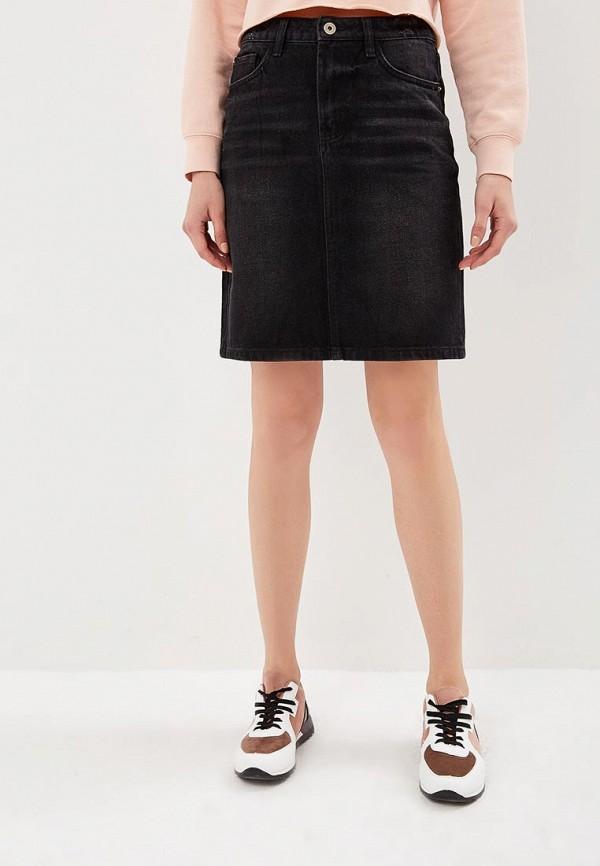 Юбка джинсовая Tom Farr Tom Farr MP002XW1H283 юбки tom farr юбка