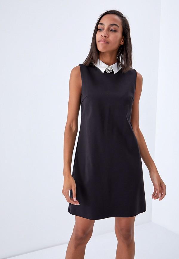 Купить Платье Lime, mp002xw1h2ae, черный, Осень-зима 2018/2019