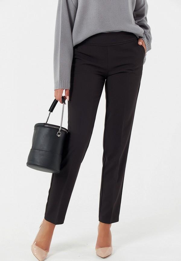 женские классические брюки fly, черные
