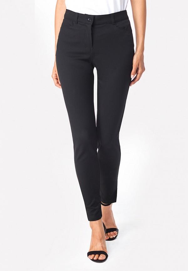 женские повседневные брюки vilatte, черные