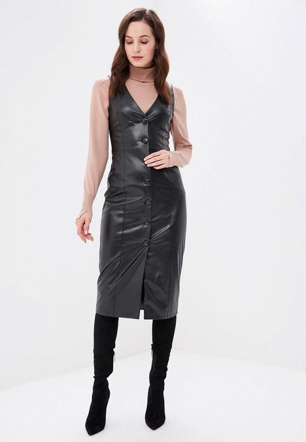 Кожаные платья Lavamosco