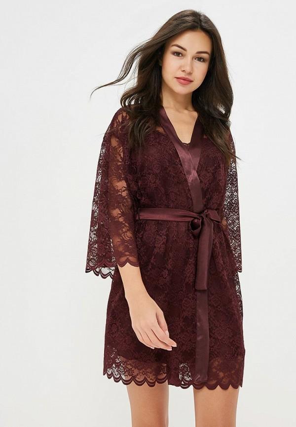 Халат домашний Felisse Felisse MP002XW1H2KO халат женский marusя цвет бордовый 17110220 размер xxxxl 56