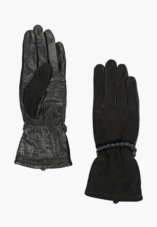 Кожаные перчатки Marco Bonne