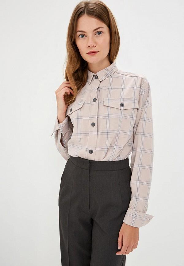 Купить Рубашка Elena Andriadi, mp002xw1h2vv, розовый, Осень-зима 2018/2019