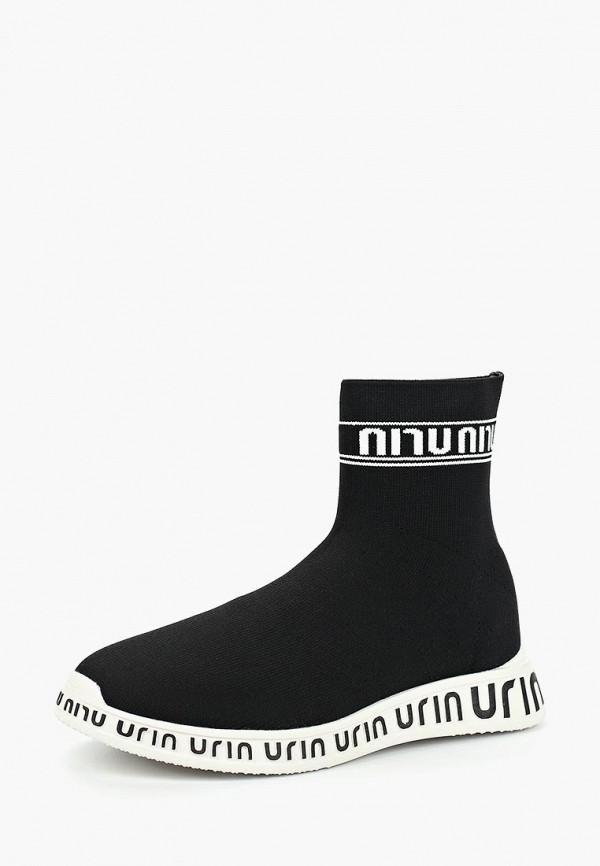 женские кроссовки chezoliny, черные