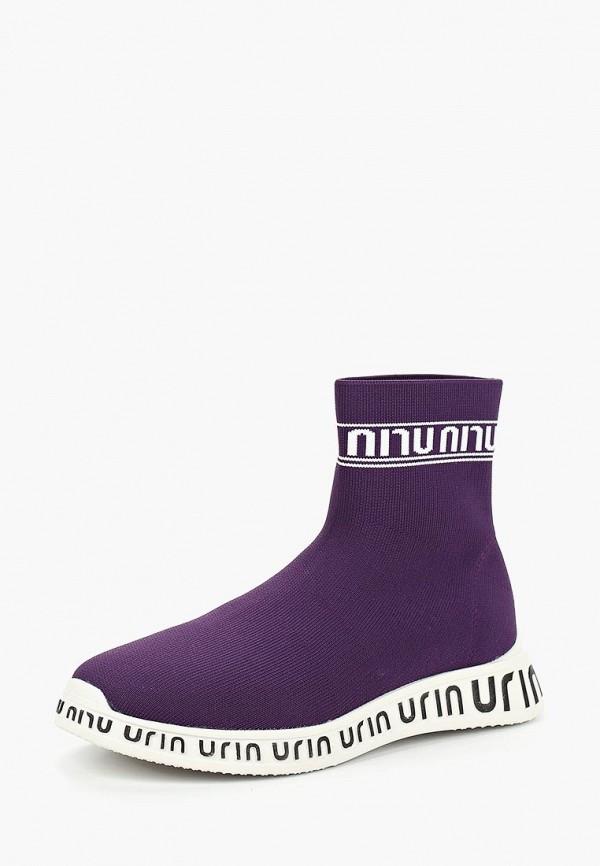 женские кроссовки chezoliny, фиолетовые