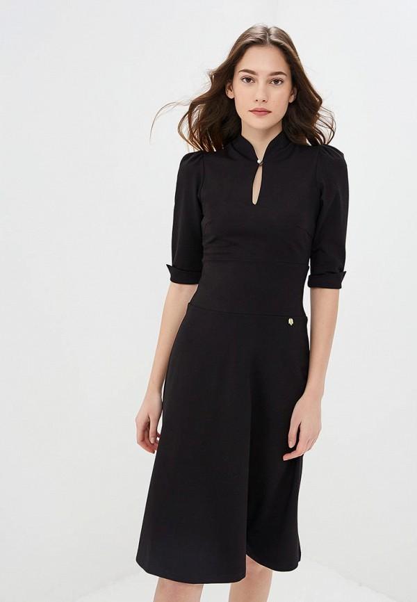 Купить Платье Akhmadullina Dreams, mp002xw1h311, черный, Осень-зима 2018/2019