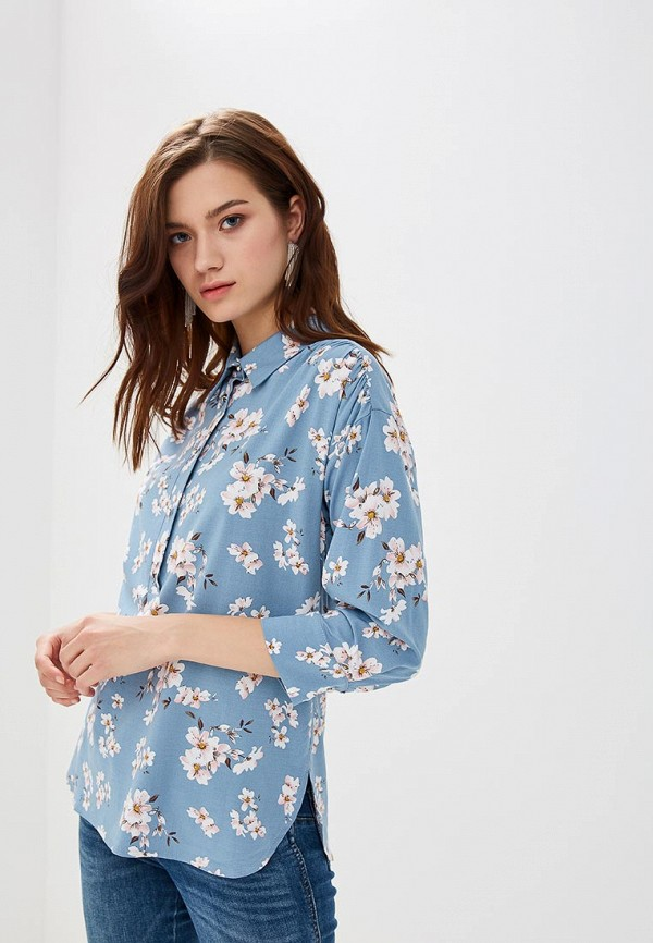Купить Блуза Alina Assi, mp002xw1h31w, голубой, Осень-зима 2018/2019