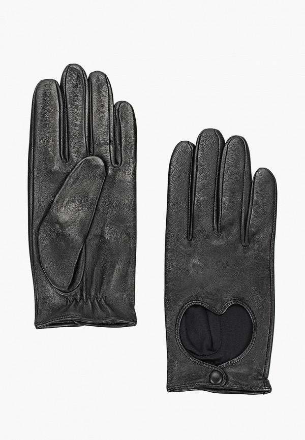 женские перчатки labbra, черные