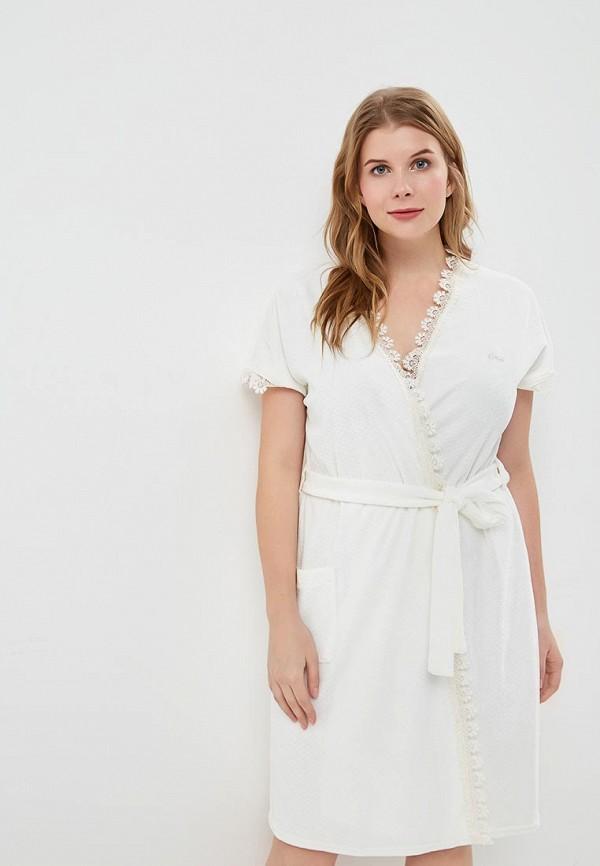 Халат домашний Cleo Cleo MP002XW1H35A платье cleo cleo mp002xw1982e