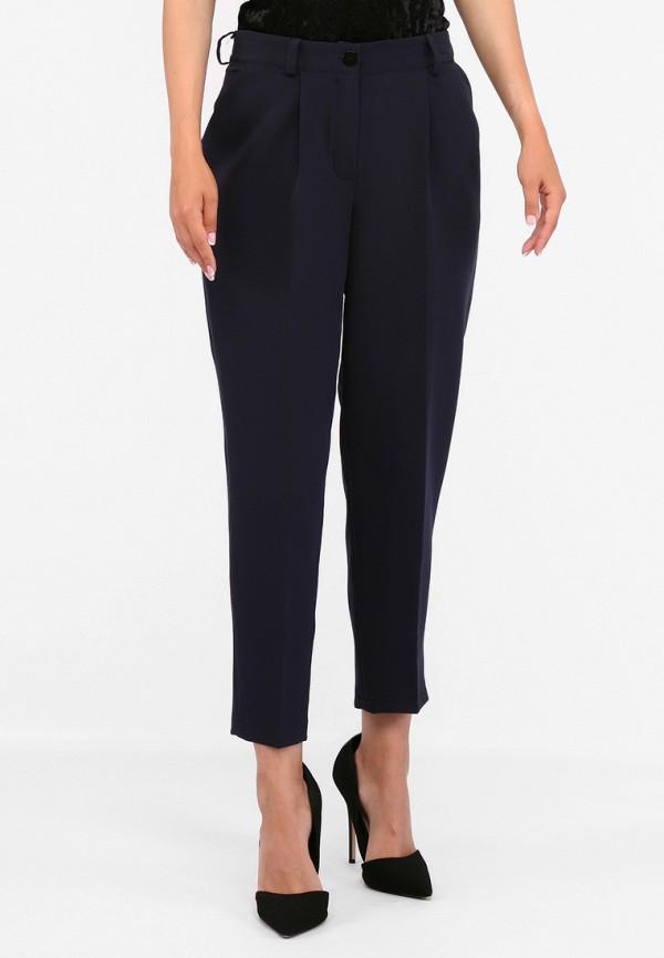 женские классические брюки sfn, синие