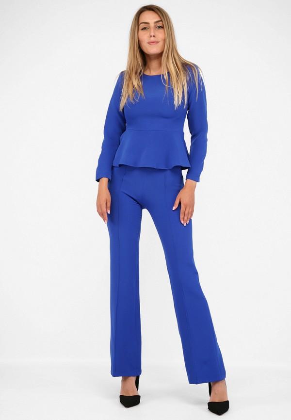 женский костюм sfn, синий