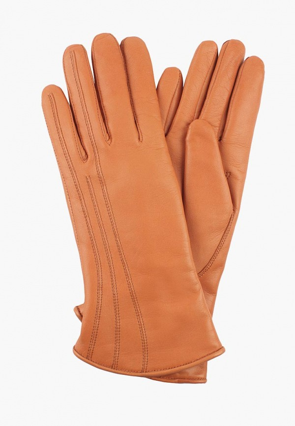 женские перчатки edmins, оранжевые