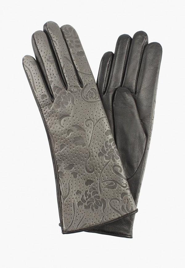 женские перчатки edmins, серые