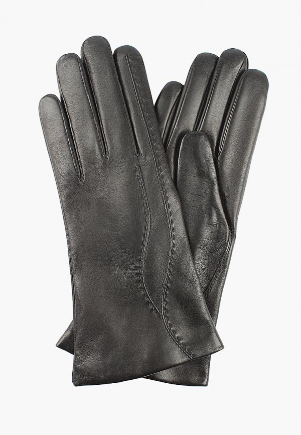 Перчатки  черный цвета