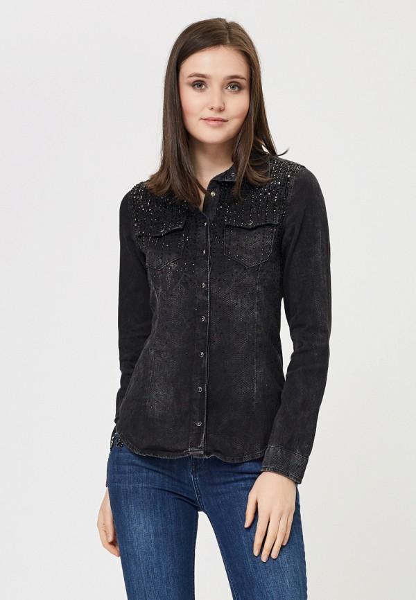 Рубашка джинсовая DSHE DSHE MP002XW1H3LC рубашка джинсовая dshe dshe mp002xw1h3lc