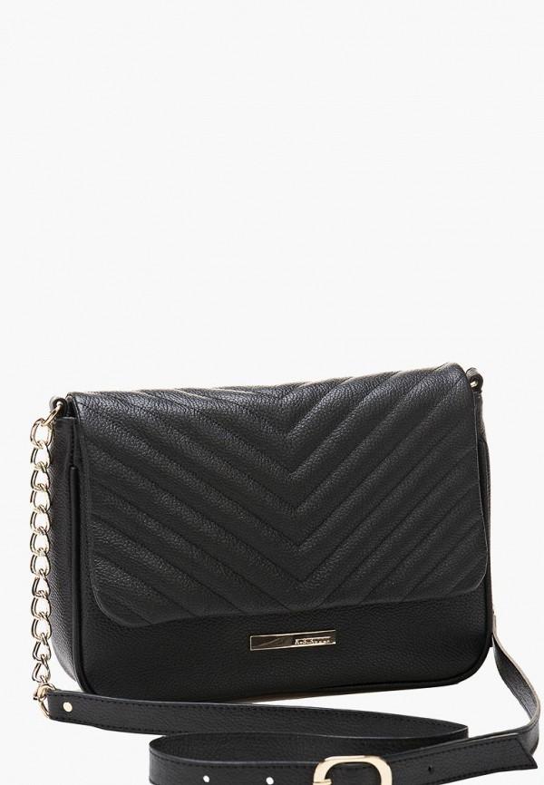 женская сумка alessandro birutti, черная