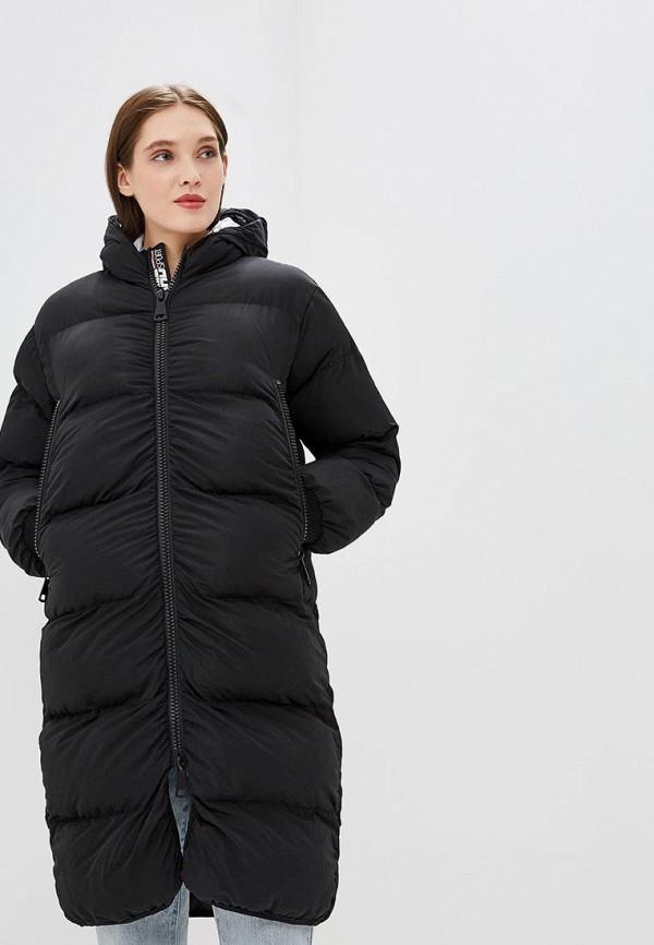 женская куртка fwd lab, черная