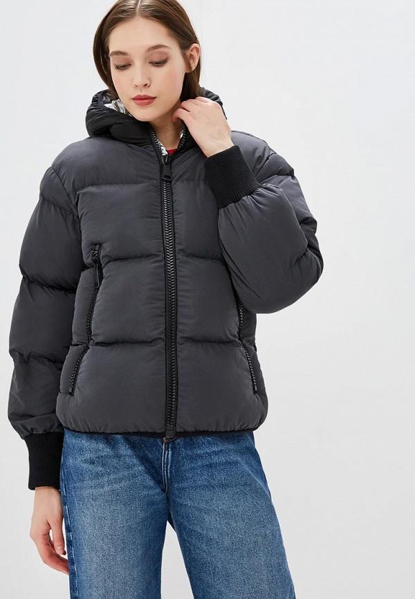 женская куртка fwd lab, серая