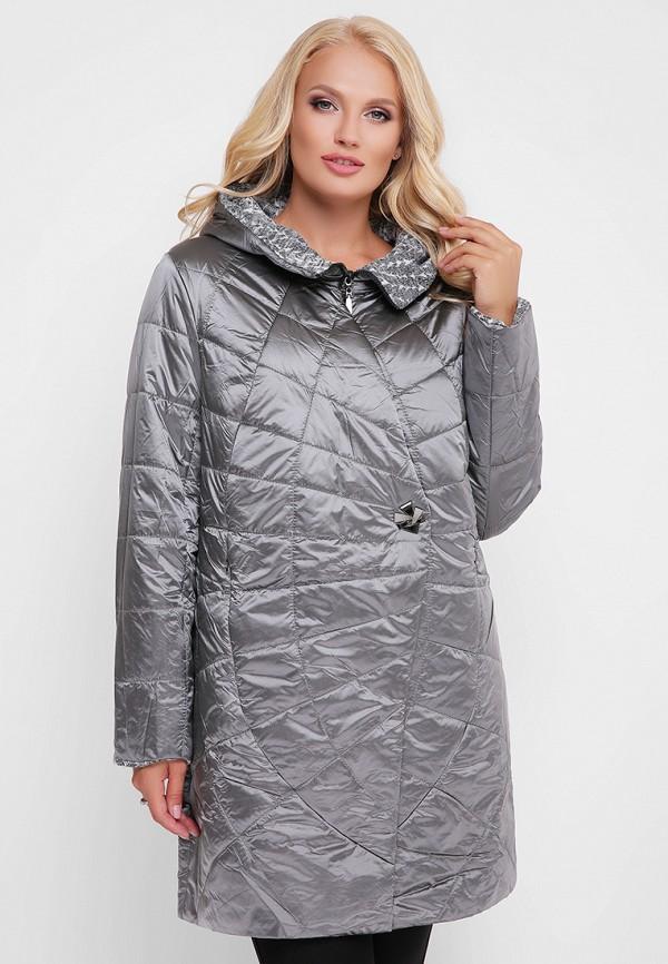 женская куртка vlavi, серебряная