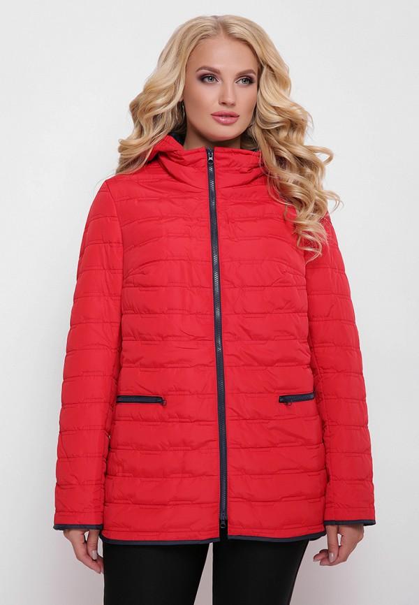 женская куртка vlavi, красная
