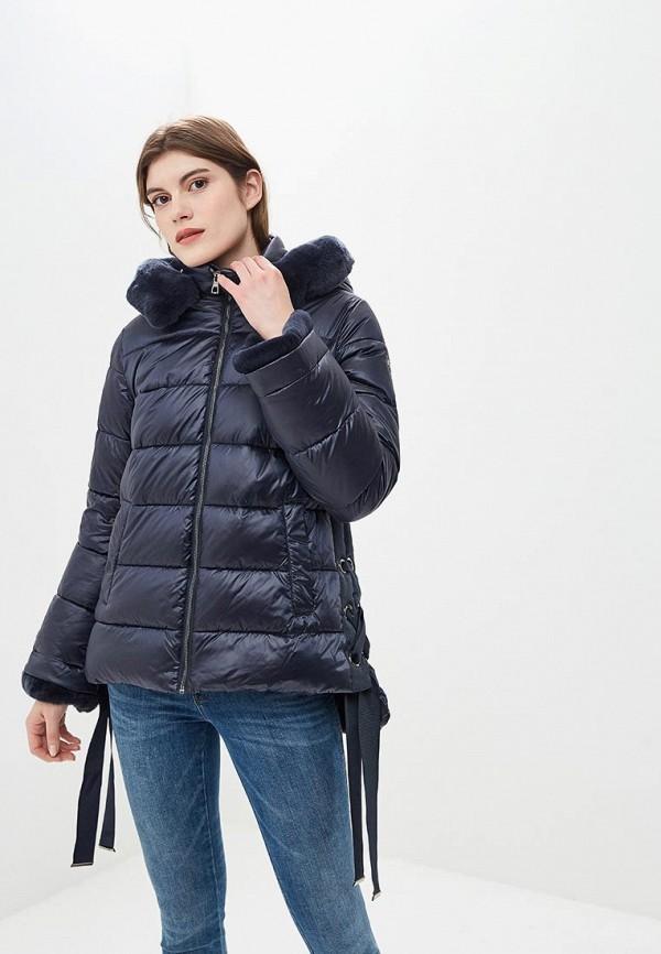женская куртка conso wear, синяя
