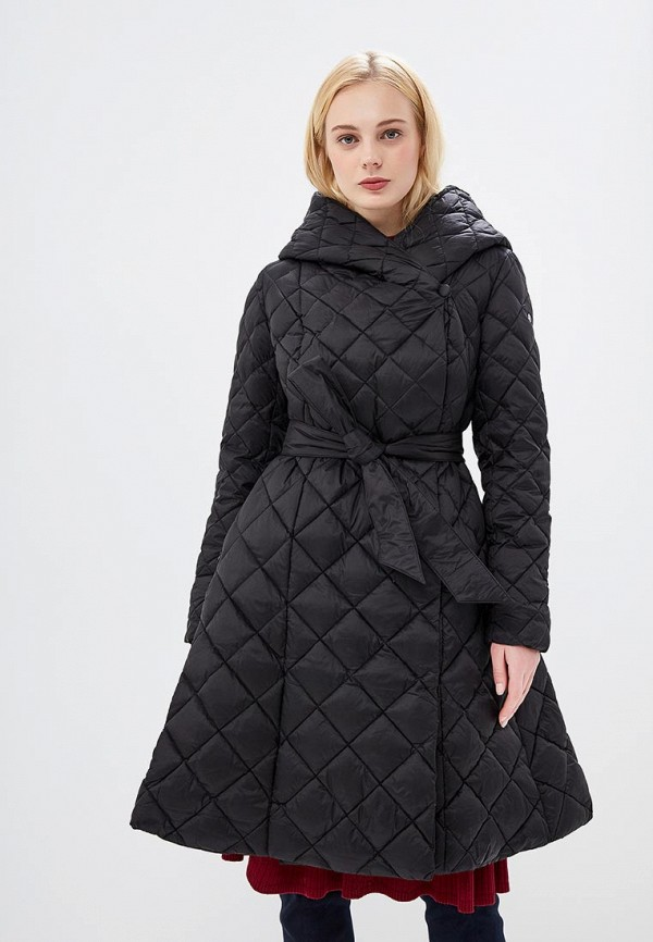 женский пуховик conso wear, черный