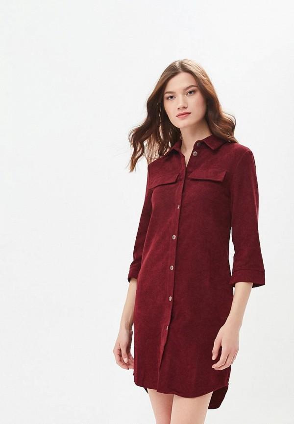 женское платье xarizmas, бордовое