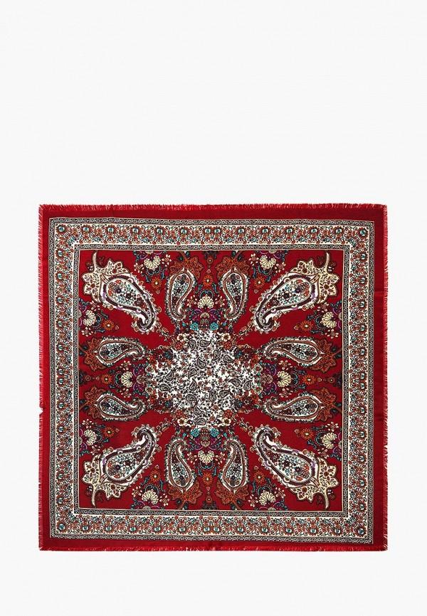 женский платок labbra, бордовый
