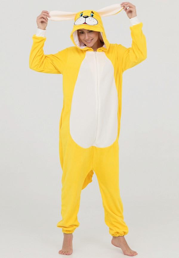Кигуруми Футужама Футужама MP002XW1H4B4 пижамы футужама пижама кигуруми заяц розовый m
