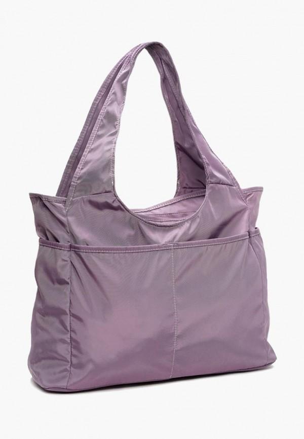 женская сумка vita, фиолетовая