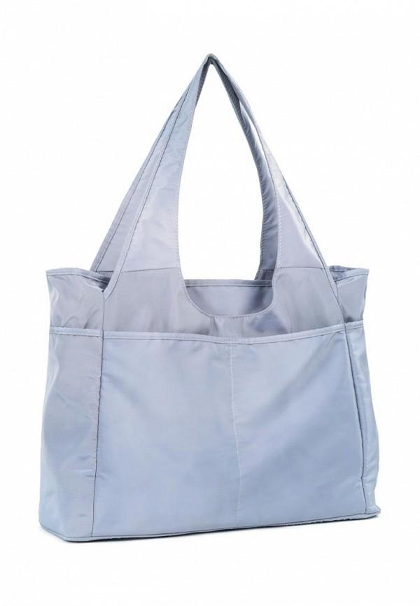женская сумка vita, серая
