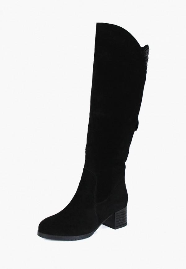женские сапоги blizzarini, черные