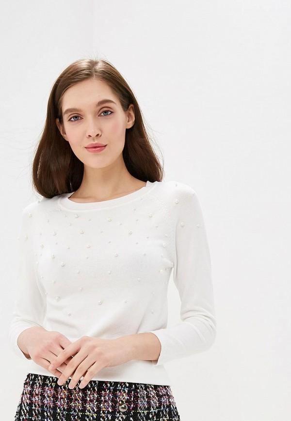 Купить Джемпер Incity, mp002xw1h4oy, белый, Осень-зима 2018/2019