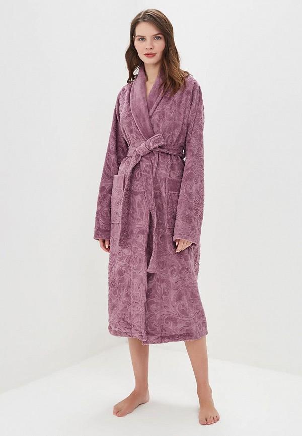 Купить Халат домашний Gorchica, mp002xw1h4rn, фиолетовый, Осень-зима 2018/2019