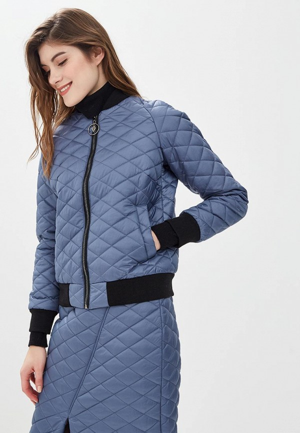 Купить Куртка утепленная Glam Goddess, mp002xw1h4x4, синий, Осень-зима 2018/2019