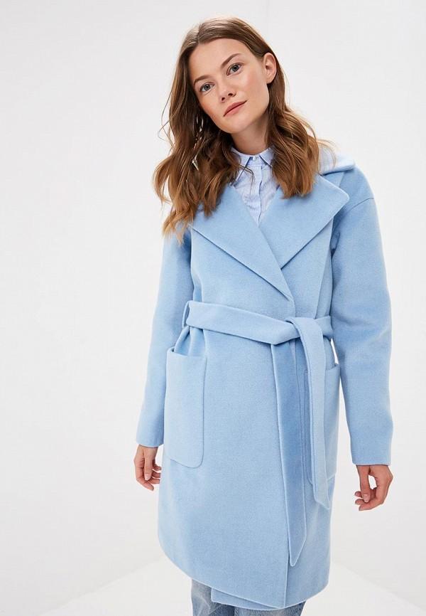 Купить Пальто Vivaldi, mp002xw1h51h, голубой, Осень-зима 2018/2019