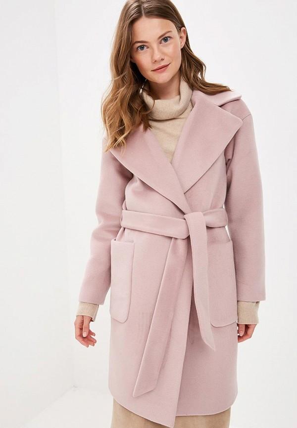 Купить Пальто Vivaldi, mp002xw1h51n, розовый, Осень-зима 2018/2019
