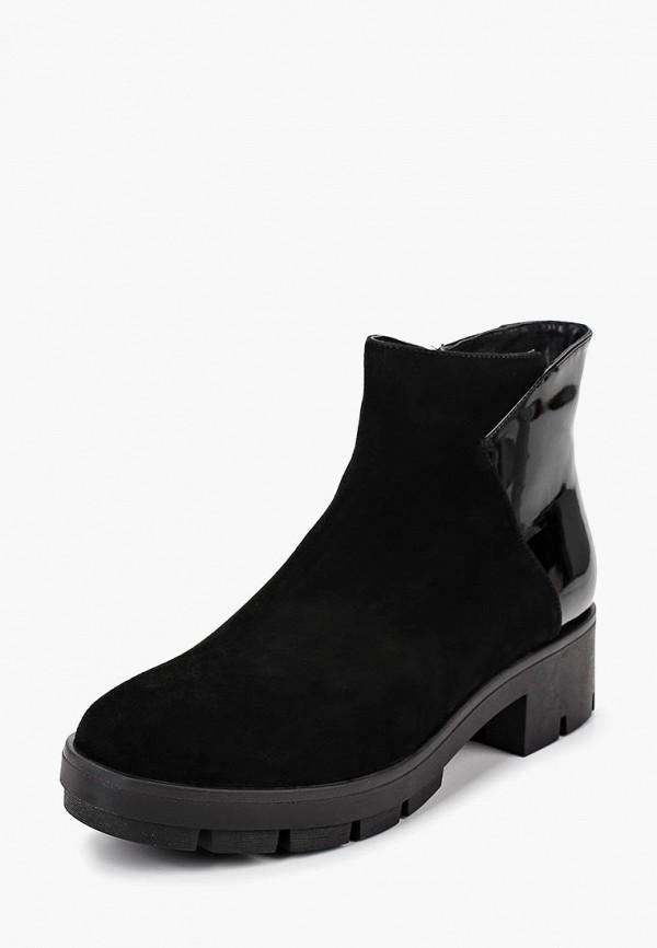 женские ботинки argo, черные
