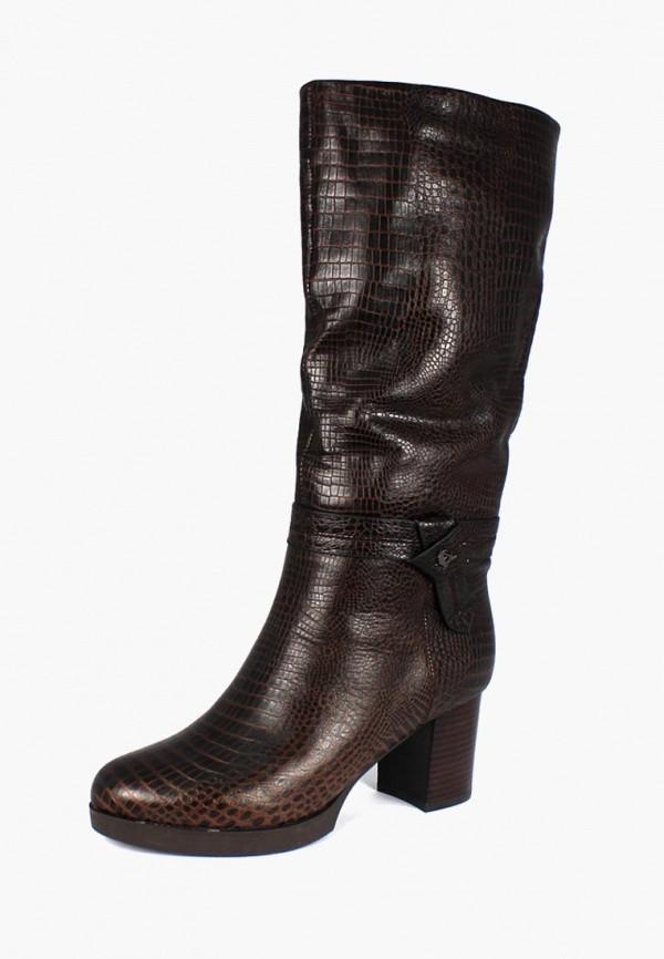 женские сапоги blizzarini, коричневые