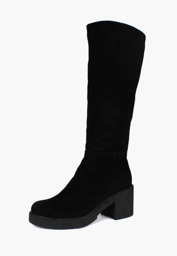 женские сапоги belletta, черные