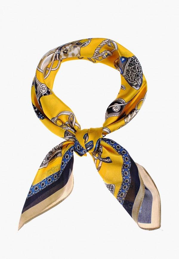 Купить Платок Vittorio richi, mp002xw1h5c3, желтый, Осень-зима 2018/2019