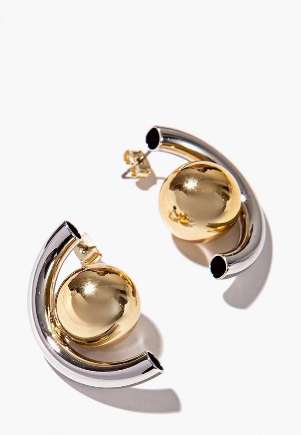 Серьги Exclaim Exclaim MP002XW1H5Q9 жен крупногабаритные серьги слезки серьги кольца секси крупногабаритные золотой серебряный круглый серьги назначение для