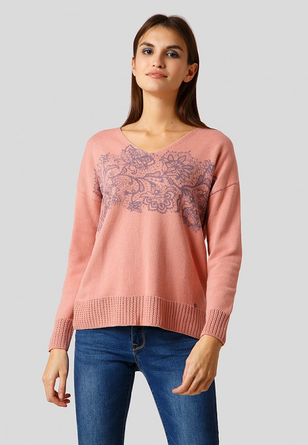 женский пуловер finn flare