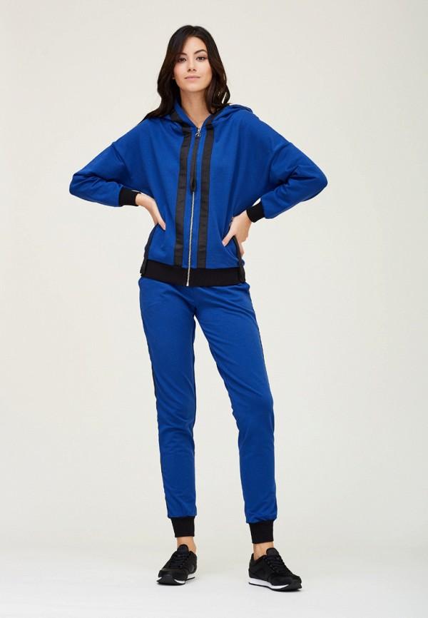 женский спортивные спортивный костюм whitney, синий
