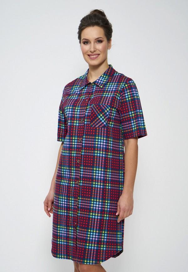 Платье домашнее Cleo Cleo MP002XW1H6H2 платье домашнее cleo cleo mp002xw0txi1