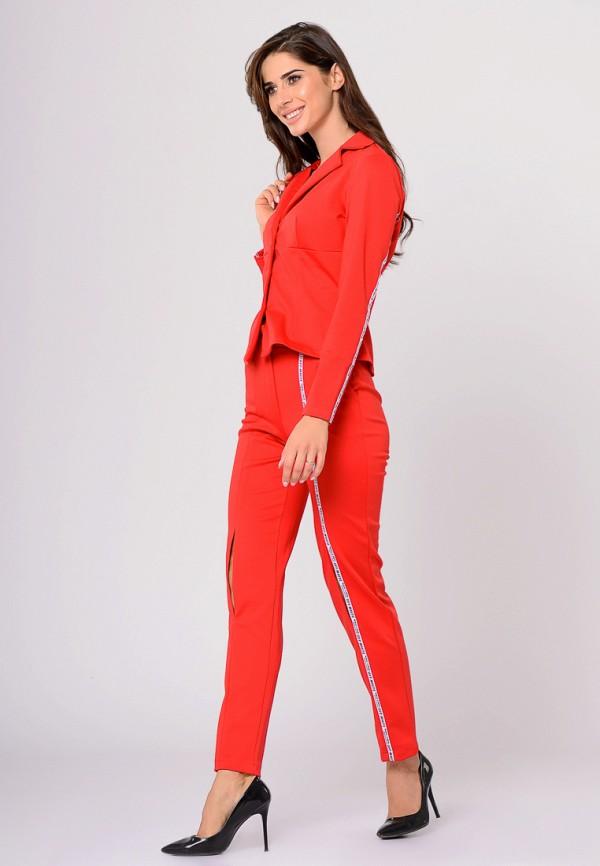 женский костюм lilove, красный