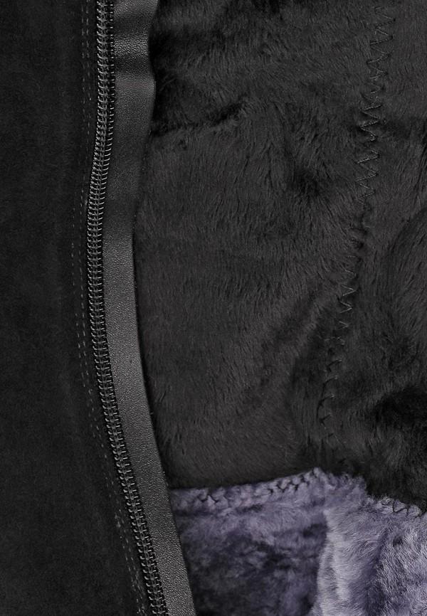 Фото 5 - Женские ботфорты Berkonty черного цвета