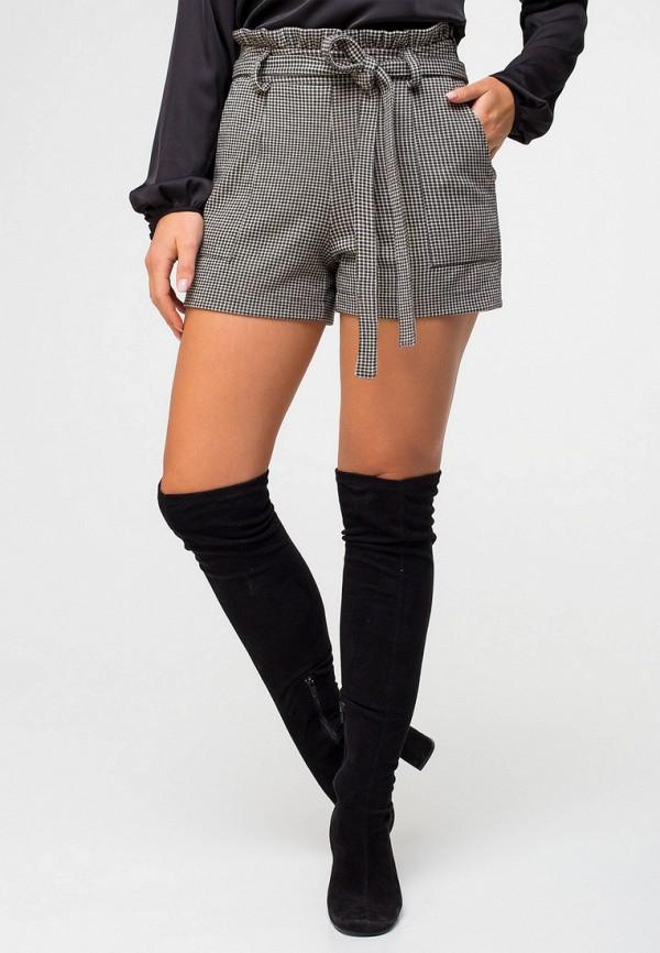 женские повседневные шорты itelle, серые